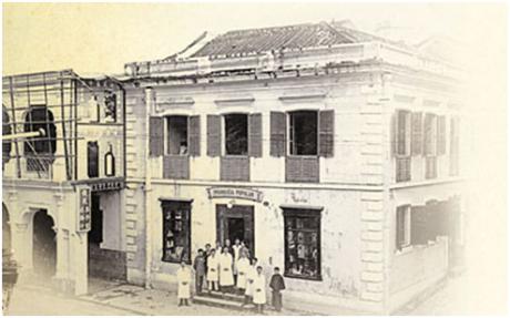 Farmácia Popular 1900