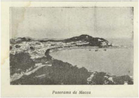 ULTRAMAR n.º n.º 14 p.7 - Panorama de Macau