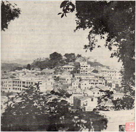 FOTOS DE 1953 - Fortaleza do Monte