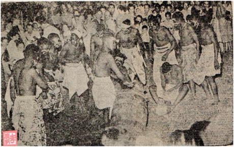 MACAU Bol.INf. Ano II n.º29 1954 Arraial à portuguesa