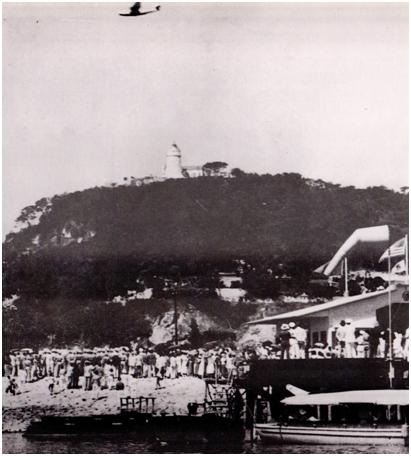 23OUT1936 China Clipper em Macau I