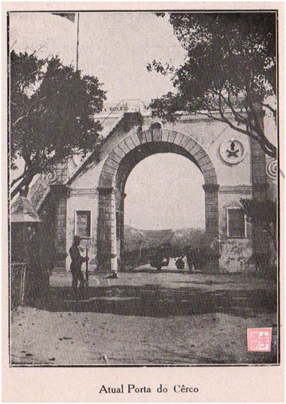 Eudore de Colomban Porta do Cercol 1927