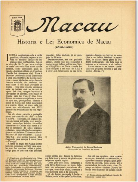 GAZETA DAS COLÓNIAS 34-36 30OUT1926 Artigo de Tamagnini Barbosa II