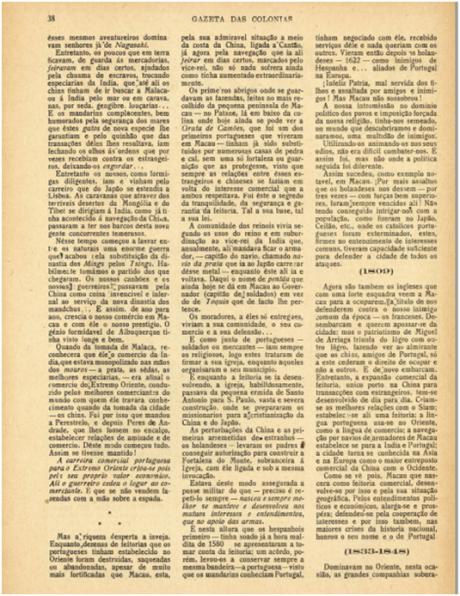GAZETA DAS COLÓNIAS 34-36 30OUT1926 Artigo de Tamagnini Barbosa III