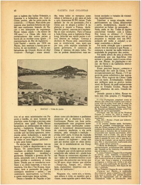 GAZETA DAS COLÓNIAS 34-36 30OUT1926 Artigo de Tamagnini Barbosa V