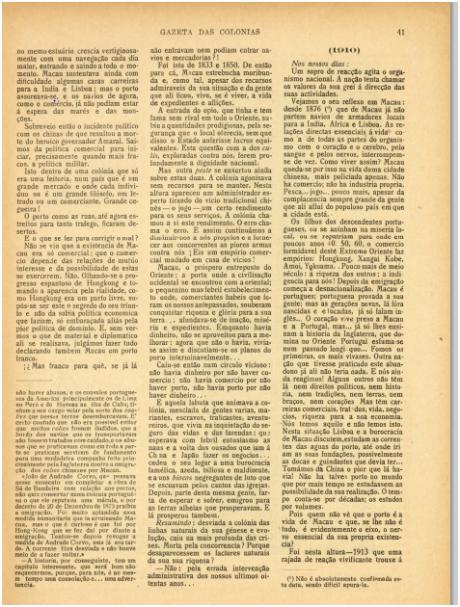 GAZETA DAS COLÓNIAS 34-36 30OUT1926 Artigo de Tamagnini Barbosa VI
