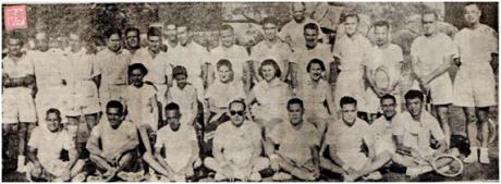 M B. I. Ano I n.º5 15OUT1953 Interport Lusitano II