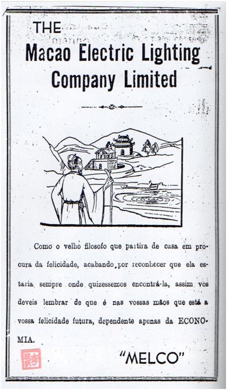 ANÚNCIO MELCO 1942