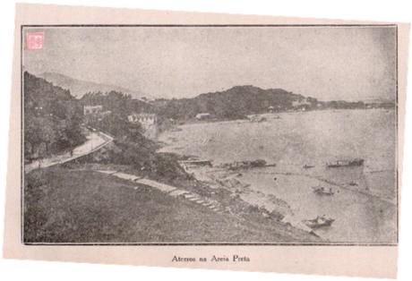 Eudore de Colomban Aterros da Areia Preta 1927