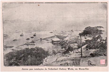 Eudore de Colomban Aterros de Macau Siac 1927