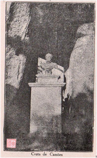 Eudore de Colomban Busto de Camões 1927