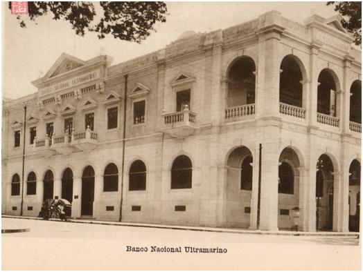 ANUÁRIO de 1927 - BNU em 1927