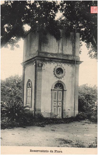 ANUÁRIO de 1927 - Reservatório da Flora