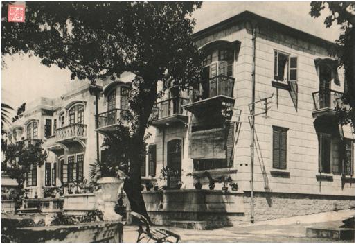 ANUÁRIO de 1927 - Vivendas particularidades da Estrada da Vitória