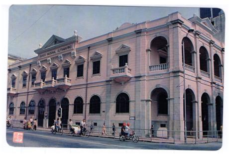 CALENDÁRIO 1989 - BNU