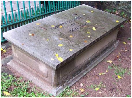 Cemitério dos Protestantes - Thoma Beale II