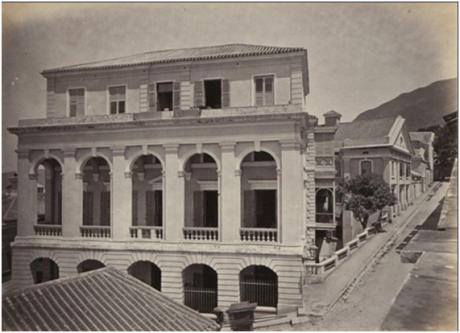 CLUBE LUSITANO HK 1866-1920