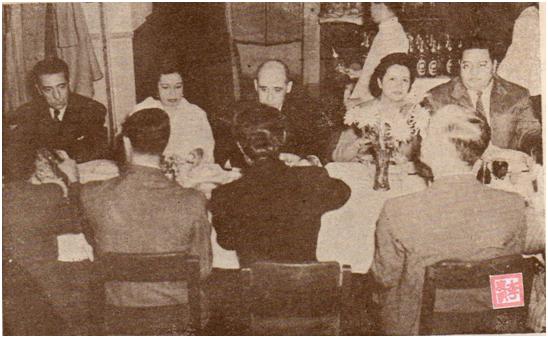 MOSAICO III-17-18 1952 - Confraternização Natal 1951 I