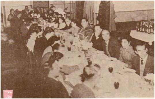 MOSAICO III-17-18 1952 - Confraternização Natal 1951 II