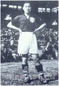 MOSAICO III-17-18 1952 - Desafio de Futebol Lee Wai Tong