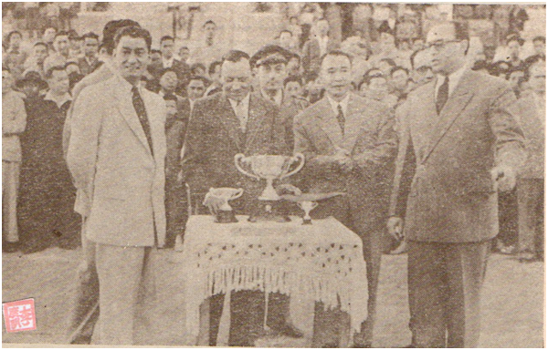 MOSAICO III-17-18 1952 - Desafio de Futebol Rotary Club Macau IV