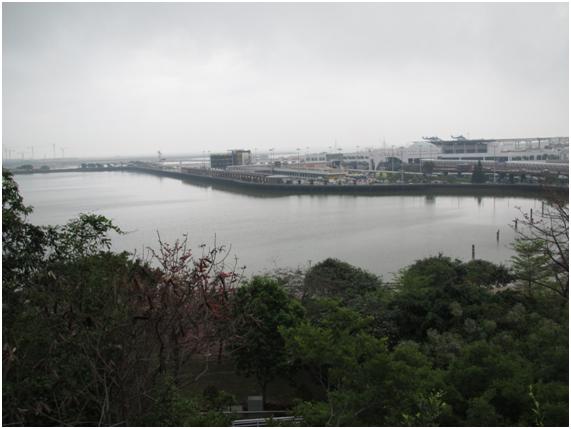 O Reservatório do Porto Exterior 2015