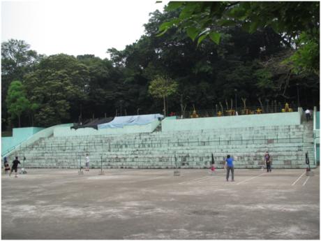 Reservatório da Colina da Guia 2015