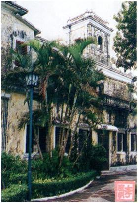 ROTEIRO DAS ILHAS TAIPA Igreja N. S. Carmo 1996 II