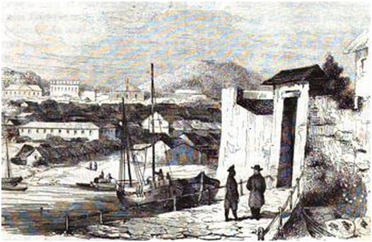 Voyage Pittoresque Autour du Monde 1842 X