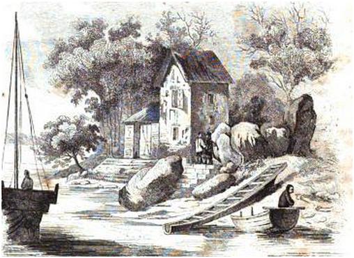 Voyage Pittoresque Autour du Monde 1842 XII