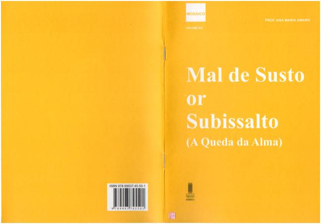 ANA M. AMARO - Mal de Susto or Subissalto 2011