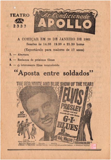 APOLLO 20JAN1961 - G. I. Blues