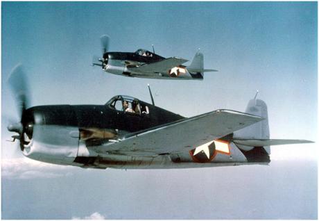 F6F Hellcats