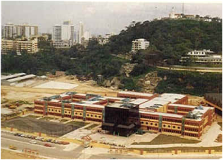 Liceu Macau - Pe. Teixeira I