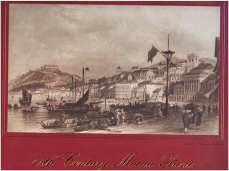 19th Century Macau Prints FOLDER