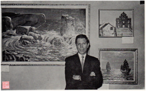 51MACAU VIII 11-12 1973 EXP de PINTURA III
