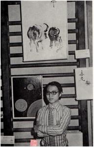 51MACAU VIII 11-12 1973 EXP de PINTURA IX