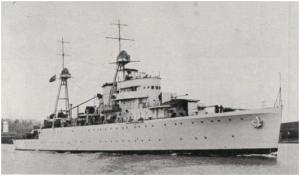 AVISO AFONSO DE ALBUQUERQUE (1935)