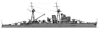 AVISO AFONSO DE ALBUQUERQUE - desenho - 1935