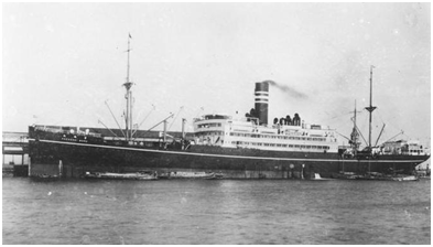 HAKOZAKI MARU 1922