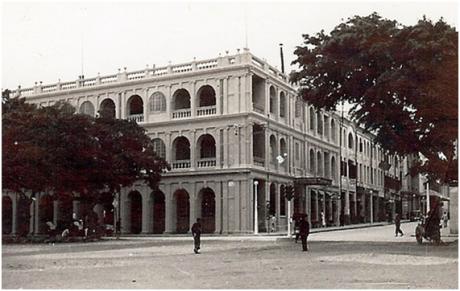 Hotel Riviera 1936