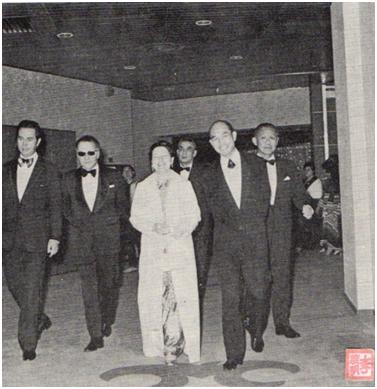MACAU B.I.T. VIII-11-12 1973 VÉSPERA DO ANO NOVO II