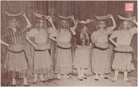 MOSAICO IV 19-20 MAR-ABR1952 - CARVAVAL NO CLUBE DE MACAU VI