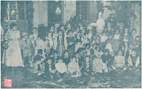 MOSAICO IV 19-20 MAR-ABR1952 - CARVAVAL NO CLUBE DE MACAU VII
