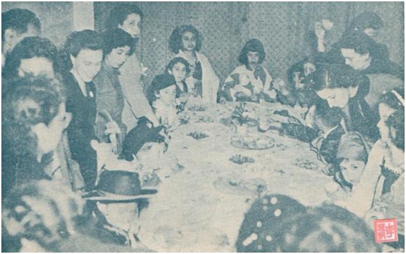 MOSAICO IV 19-20 MAR-ABR1952 - CARVAVAL NO CLUBE DE MACAU VIII