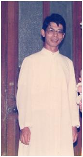 Padre Luís Xavier 1987