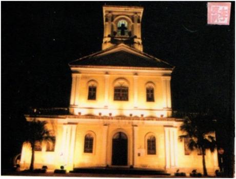 CALENDÁRIO CMI 1996 - Igreja do Carmo - Taipa