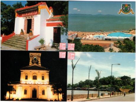 CALENDÁRIO CMI 1996