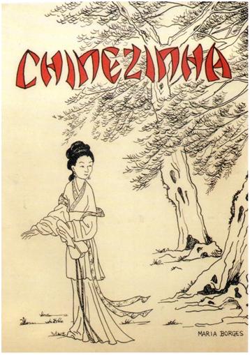 CHINESINHA - 1974 capa