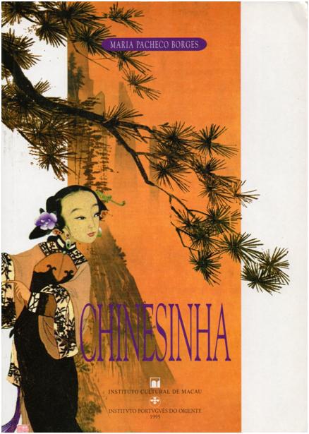 CHINESINHA - 2.ª edição, 1995 capa